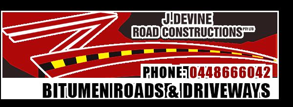 J Devine Road Constructions - Bitumen Roads Driveways Newcastle NSW Australia